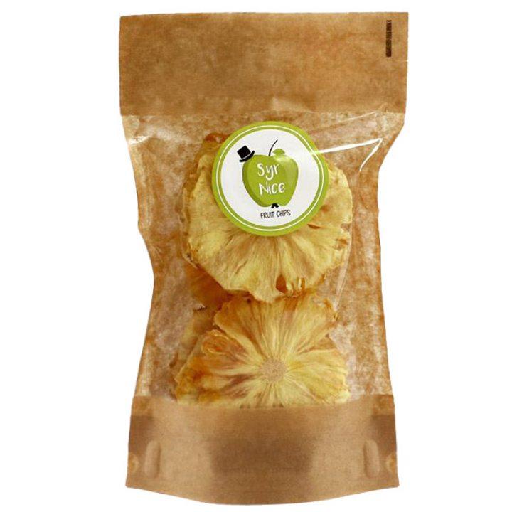 Плодов чипс ананас 50г
