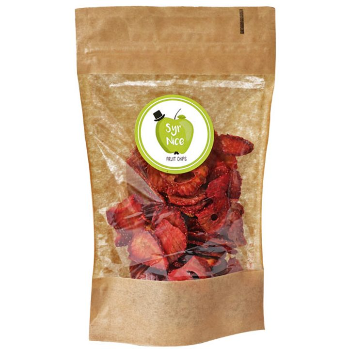 Плодов чипс ягода 50г