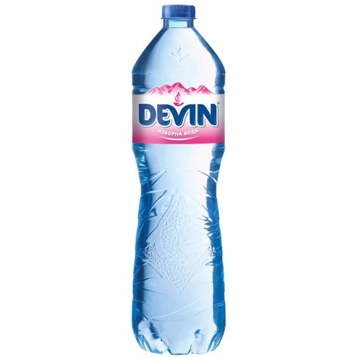 Изворна вода Девин 1,5л