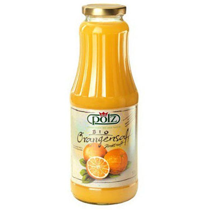 Био сок от портокал 1л