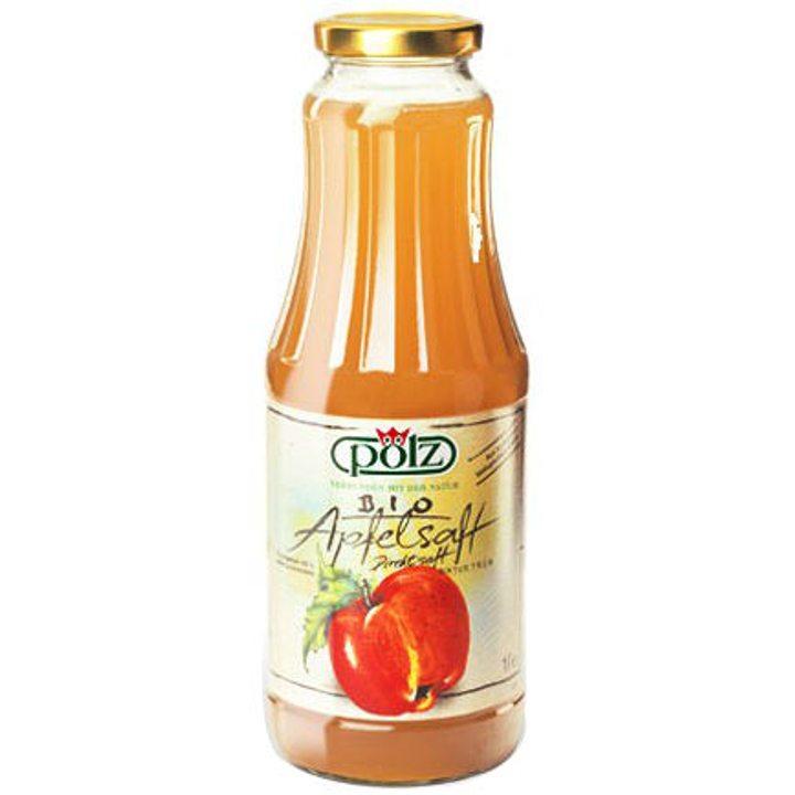 Био сок от ябълки 1л