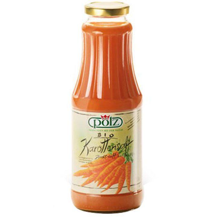 Био сок от моркови 1л
