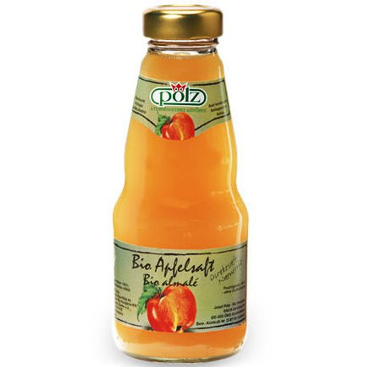 Био ябълков сок 200мл