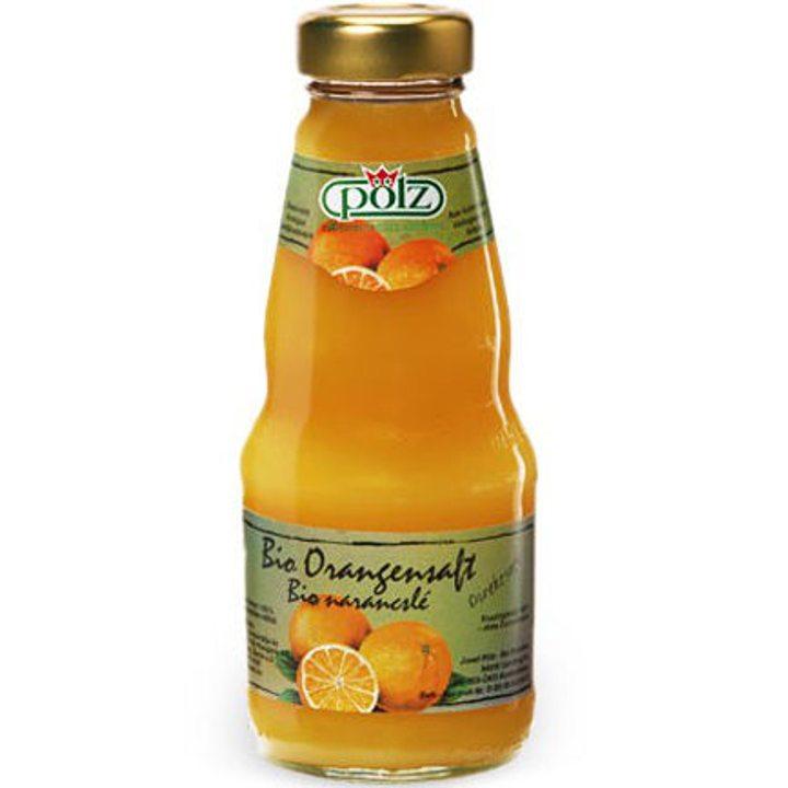 Био сок от портокал 200мл