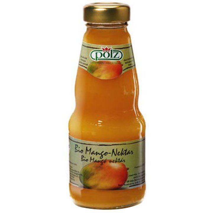 Био нектар от манго и маракуя 200мл