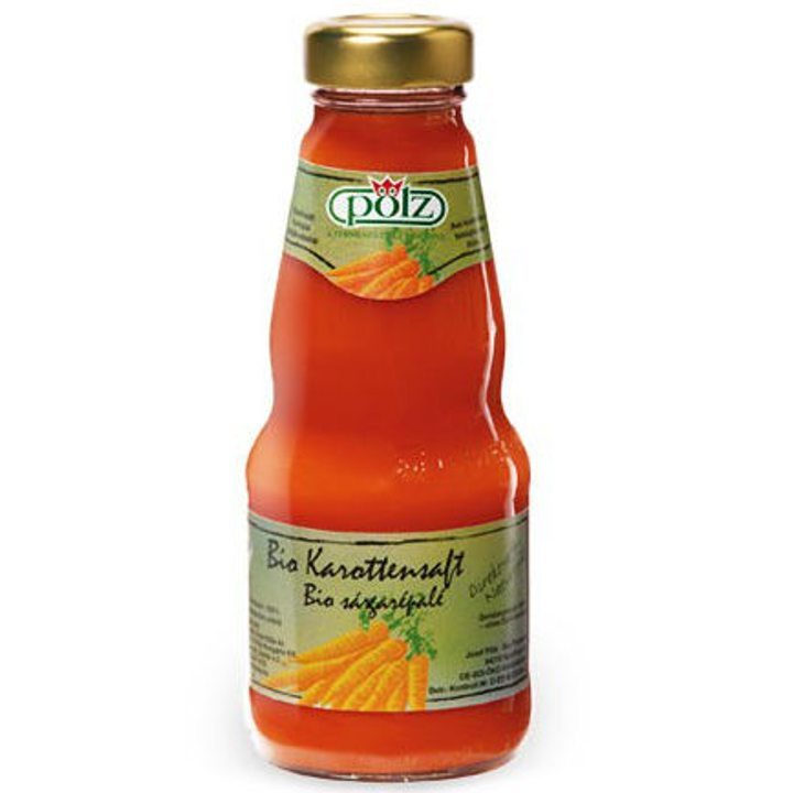 Био сок от моркови 200мл