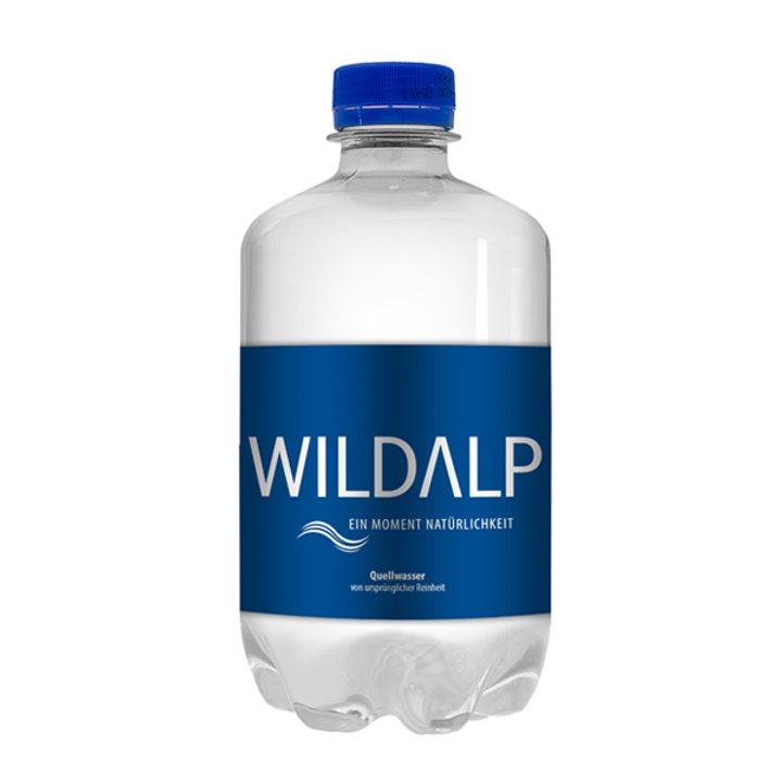 Натурална изворна вода 0,5л