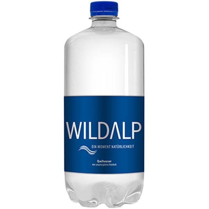 Натурална изворна вода 1л