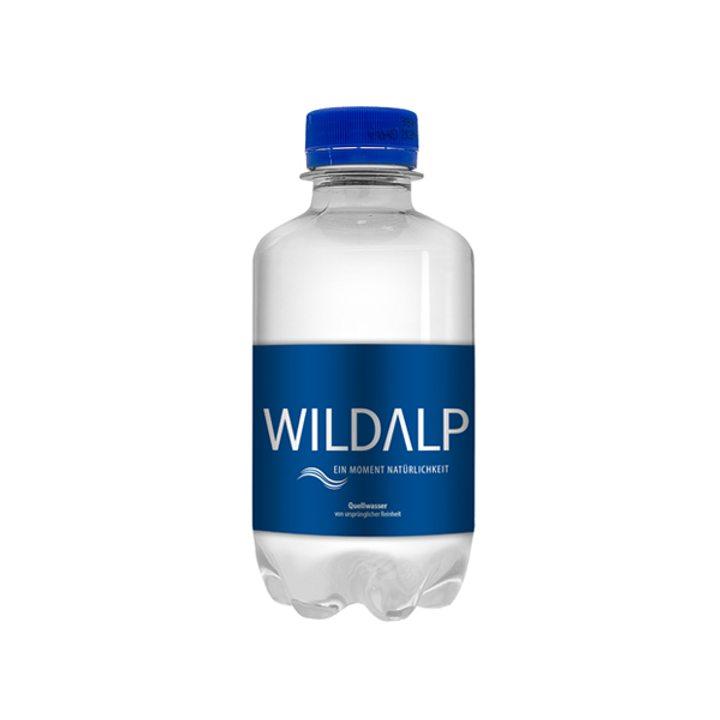 Натурална изворна вода 250мл