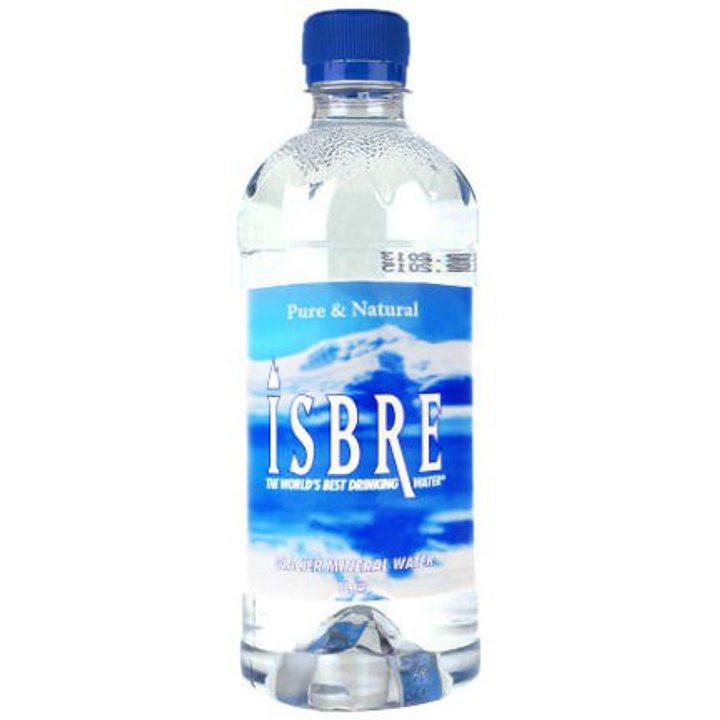 Натурална минерална вода от глетчер 1л