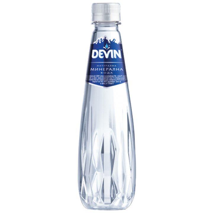 Минерална вода кристал Девин 330мл