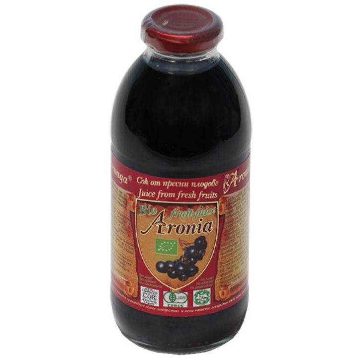 """Био сок от арония """"Арониада"""" 500мл"""