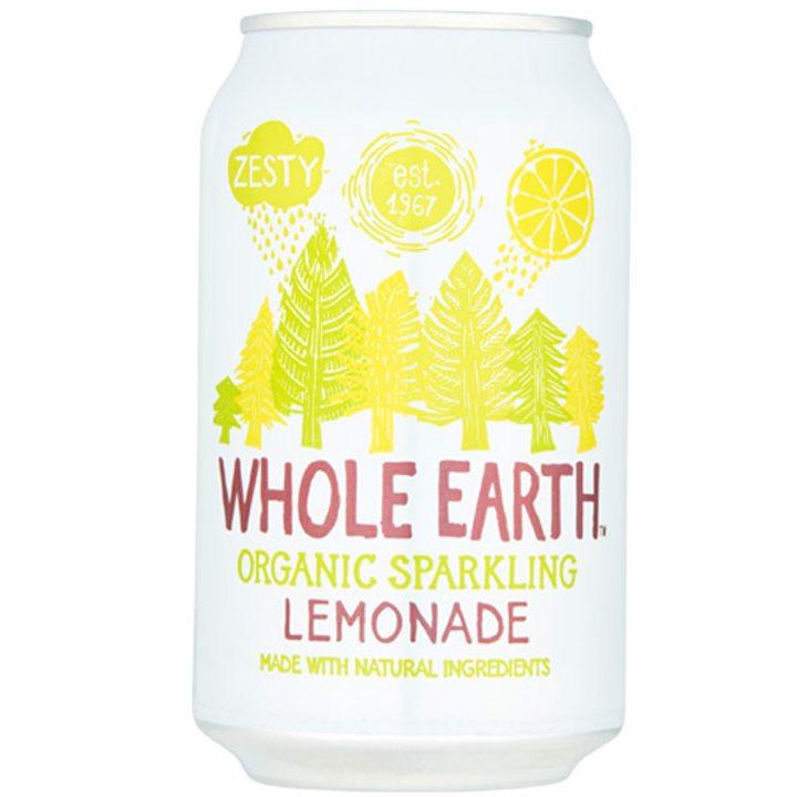 Био газирана напитка лимонада 330мл