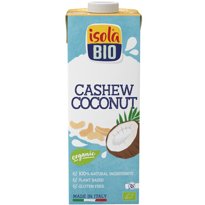 Био напитка кашу и кокос 1л