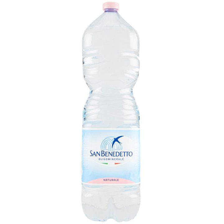 Натурална олигоминерална вода 2л