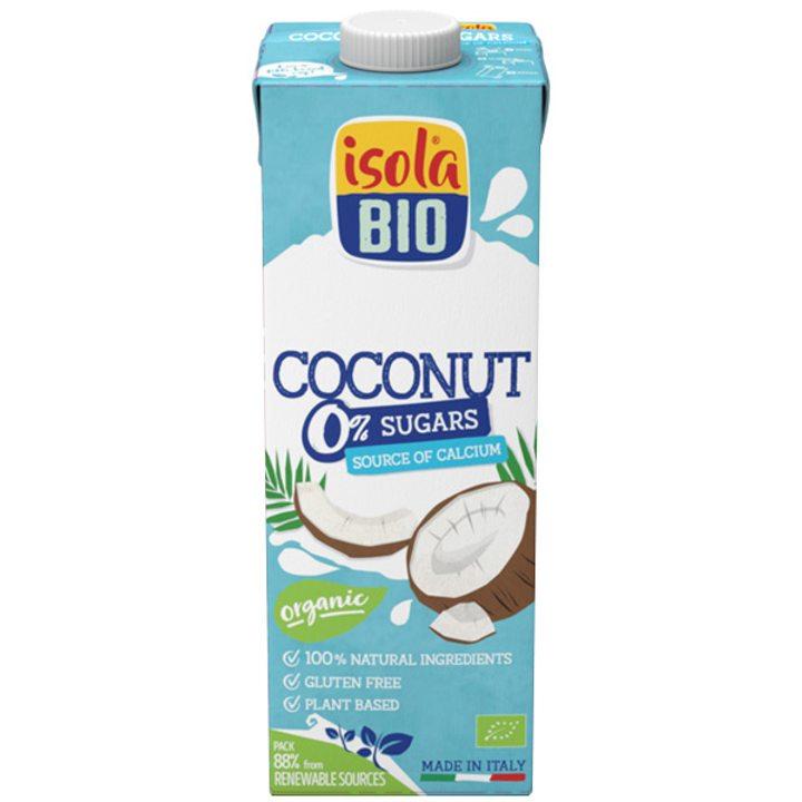 Био напитка кокос с калций 1л