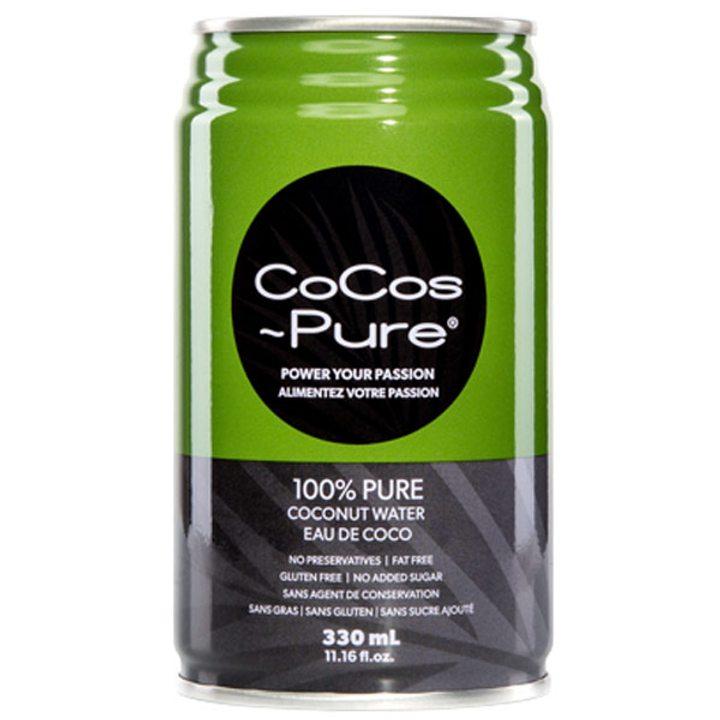 100% кокосова вода Тайланд 330мл