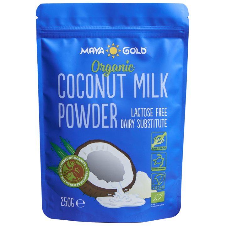 Био кокосово мляко на прах 250г