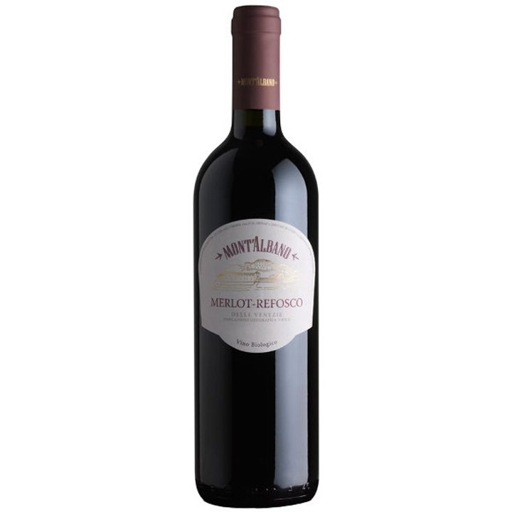 Био вино Мерло - Рефоско 750мл
