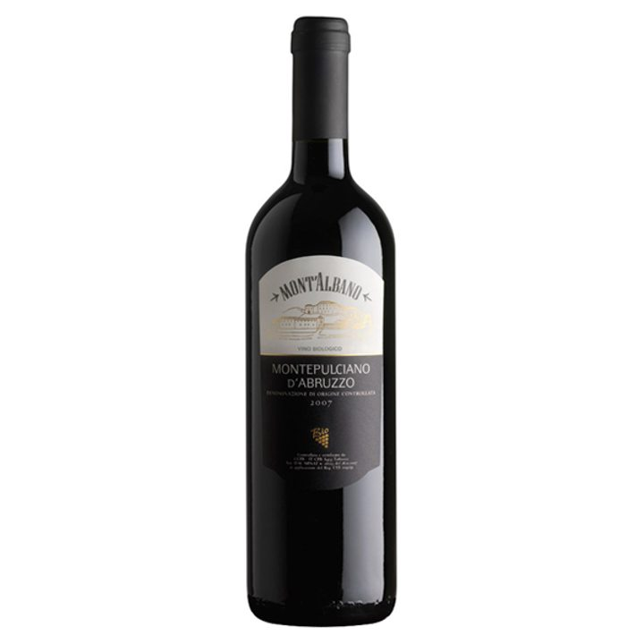 Био вино Монтепулчано 750мл