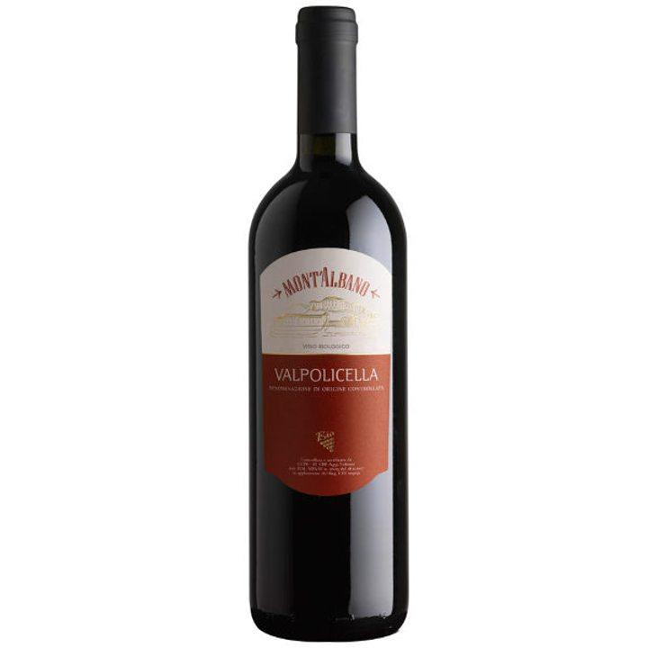 Био червено вино Валполичела 750мл