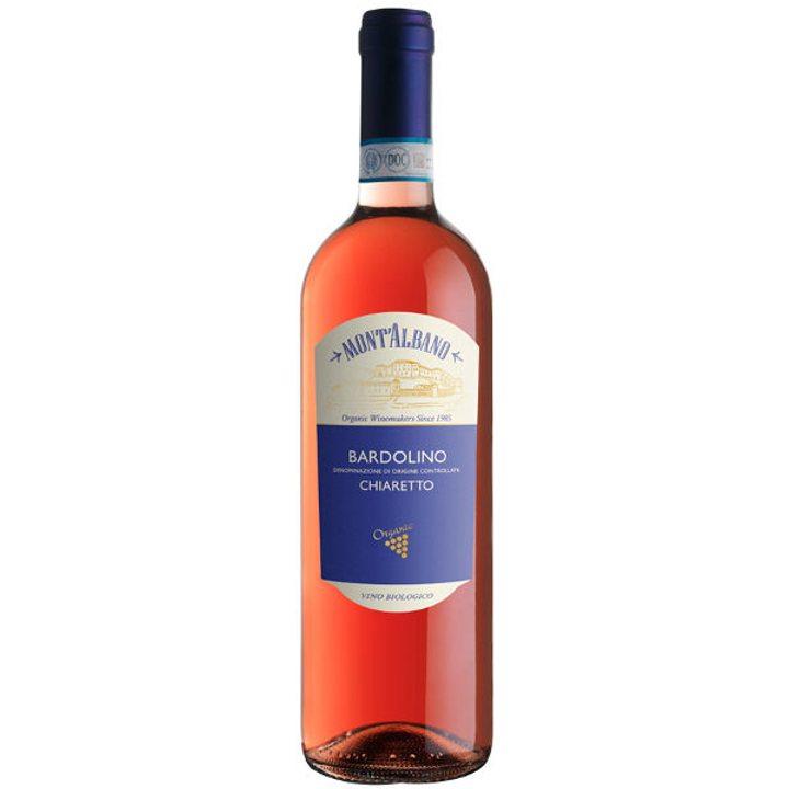 Био вино Бардолино розе 750мл