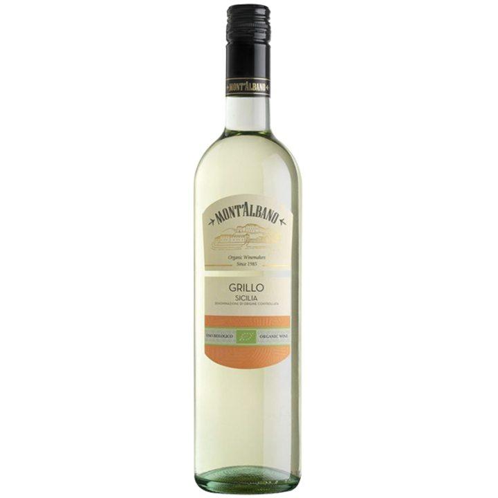 Био бяло вино Грилло 750мл