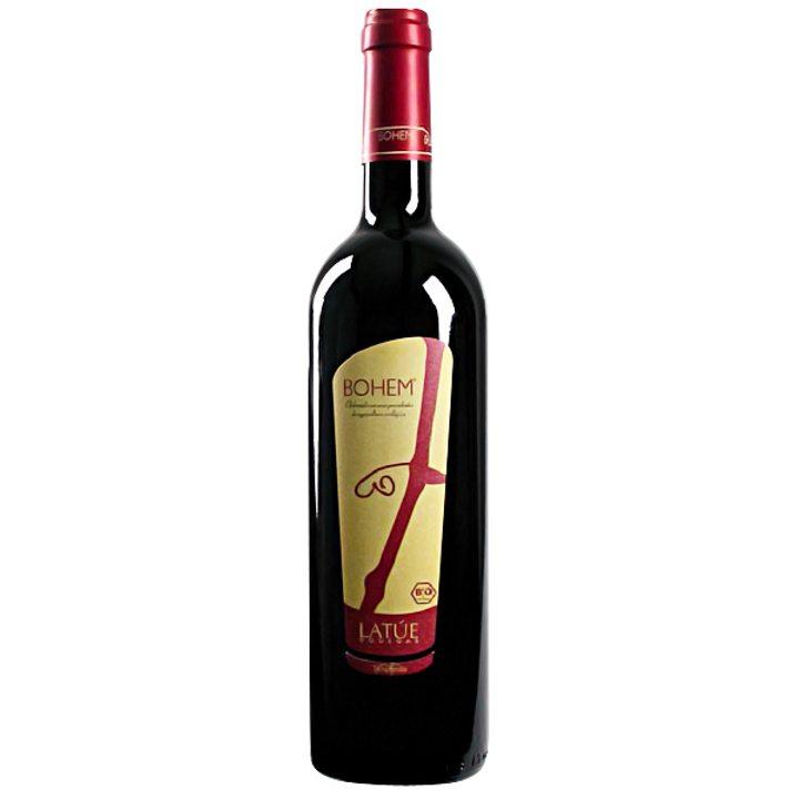 Био вино Темпранийо - Бохем 750мл