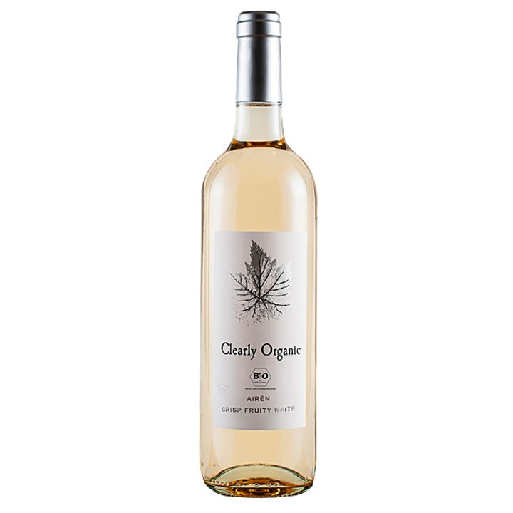 Био вино Айрен - Clearly Organic 750мл