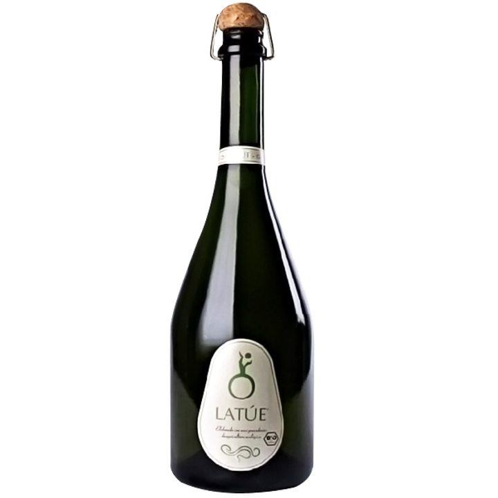 Био бяло пенливо вино Айрен 750мл