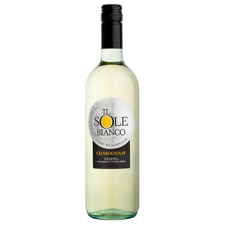 Био бяло вино Шардоне 750мл
