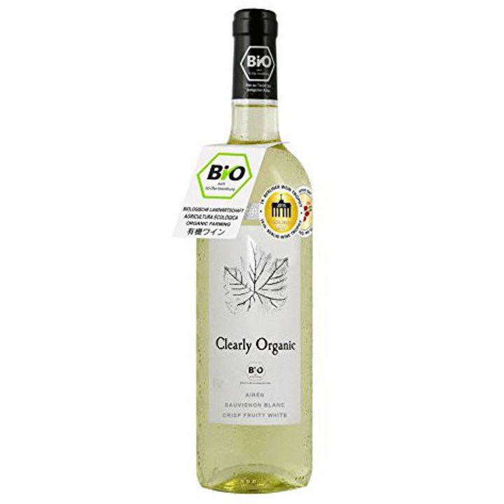 Био вино Айрен и Совиньон блан 750мл
