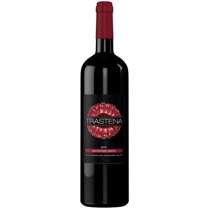 Малиново вино 750мл