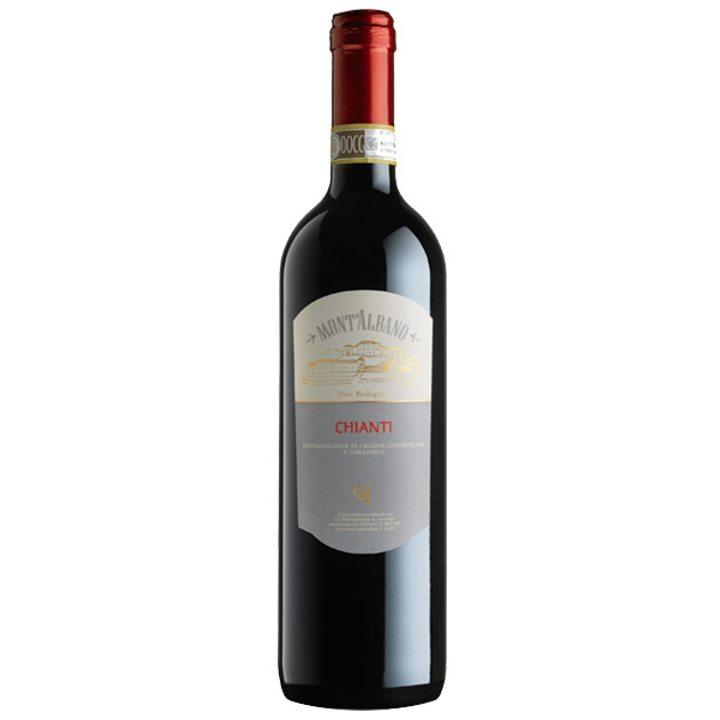 Био червено вино Кианти D.O.C.G. 750мл