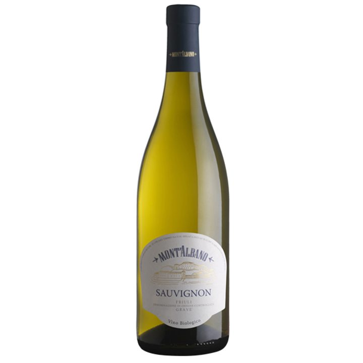 Био бяло вино Совиньон Делле Венецие I.G.T. 750мл