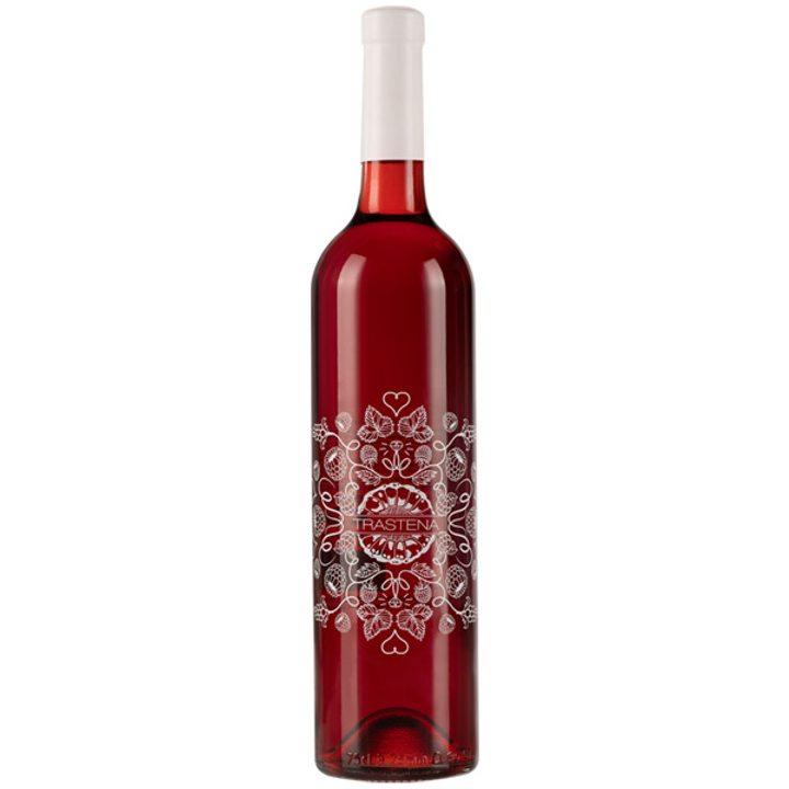Вино малина шардоне мискет 750мл