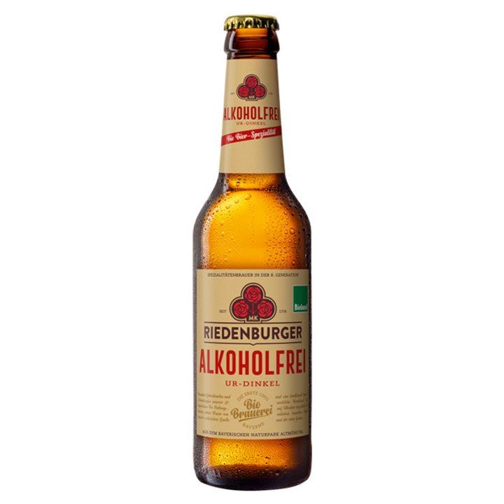 Био безалкохолна спелтова бира 330мл