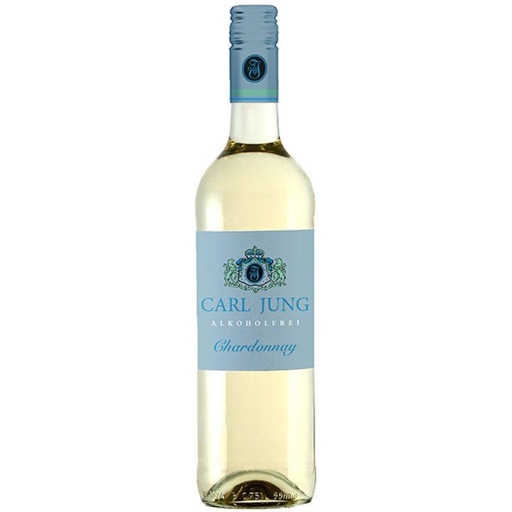 Безалкохолно бяло вино Шардоне 750мл Карл Юнг