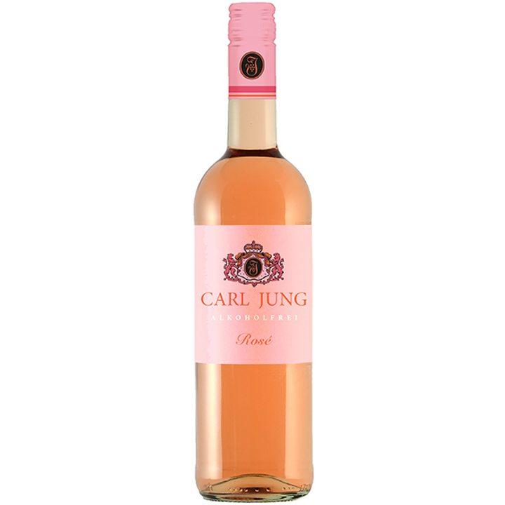 Безалкохолно вино Розе 750мл Карл Юнг