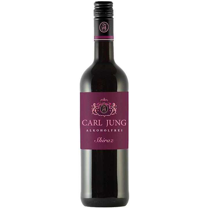 Безалкохолно червено вино Шира 750мл Карл Юнг