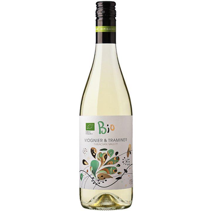 Био вино Viognier&Traminer 750мл