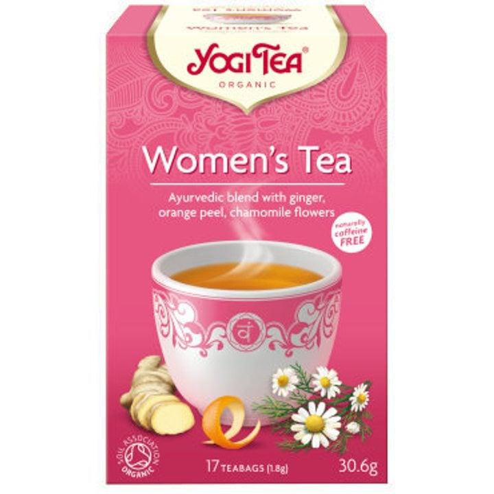 Био чай Йоги за Жени