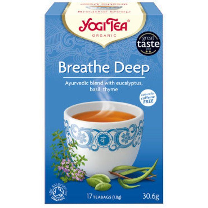 Био чай Йоги за дишане