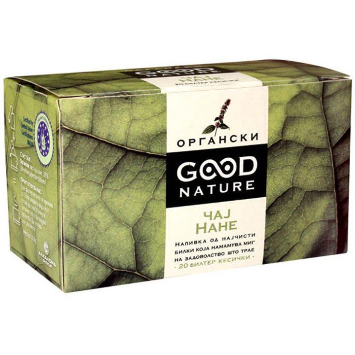 Органичен чай от мента