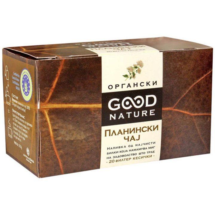 Органичен чай от риган