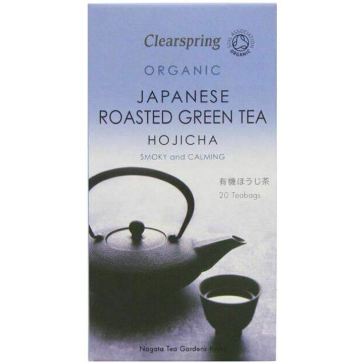 Био печен зелен чай Ходжича 40г (20x2г)