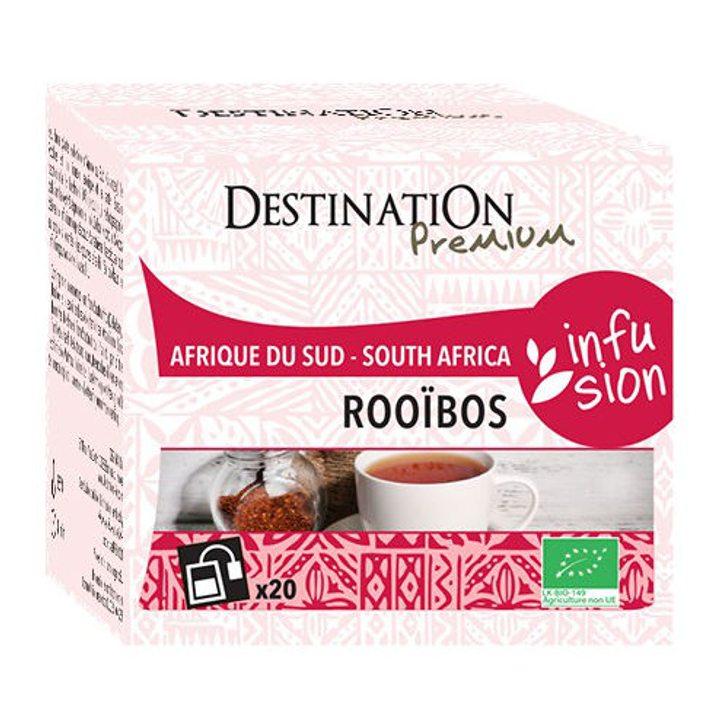 Био чай ройбос от Южна Африка 35г