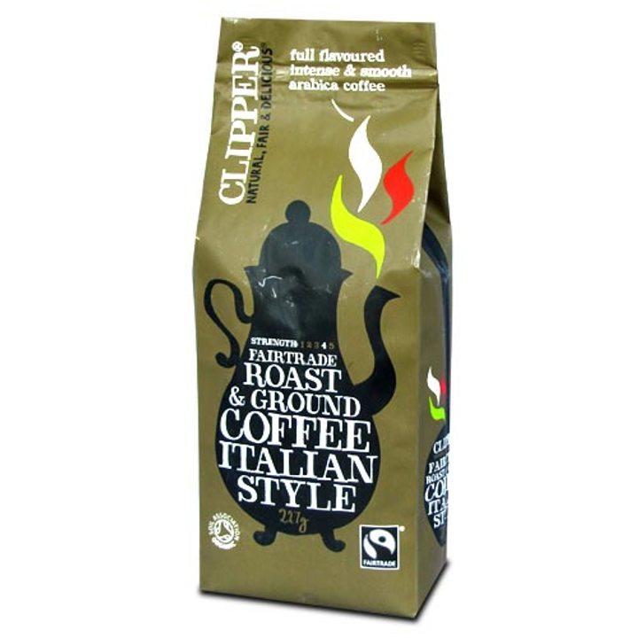 Био кафе италиански стил - Арабика 227г