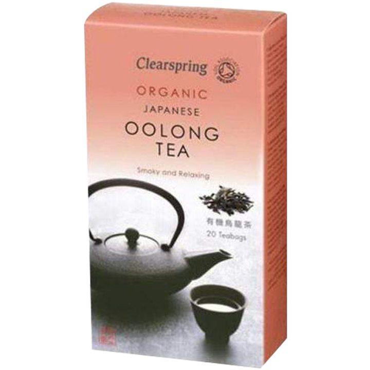 Био японски чай Оолонг 40г (20x2г)