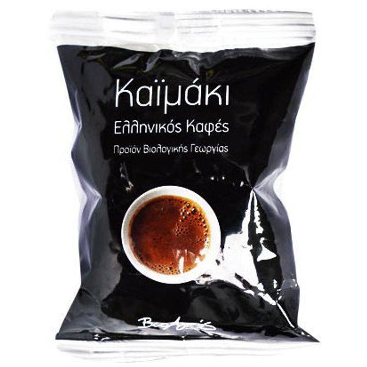 """Био кафе за джезве """"Kaimaki"""" 100г"""